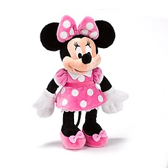 Minnie Mouse 37cm Small Soft Toy