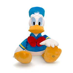 Donald Duck 34cm Small Soft Toy