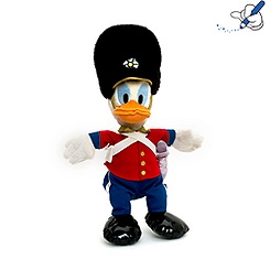 Donald Duck Copenhagen Guard 42cm Soft Toy