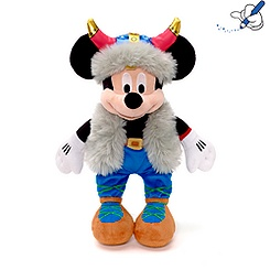Mickey Mouse Viking Soft Toy