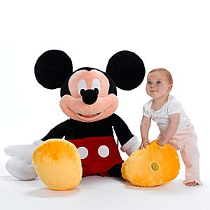 Mickey Mouse Clubhouse Giant Soft Toy