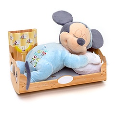 Mickey Mouse Lullaby Soft Toy
