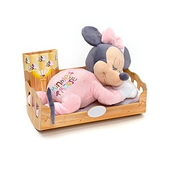 Minnie Mouse Lullaby Soft Toy