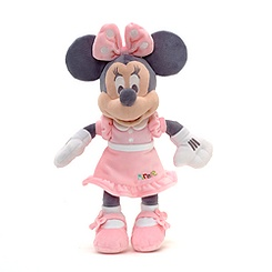 Minnie Mouse 33cm Small Pink Soft Toy