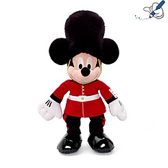 Mickey Mouse Palace Guard Soft Toy