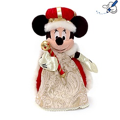 Minnie Mouse Queen Soft Toy