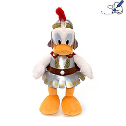 Donald Duck Roman Soft Toy