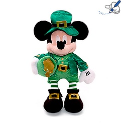 Mickey Mouse Irish Soft Toy