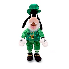 Goofy Irish Soft Toy