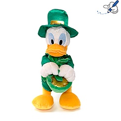 Donald Irish Soft Toy
