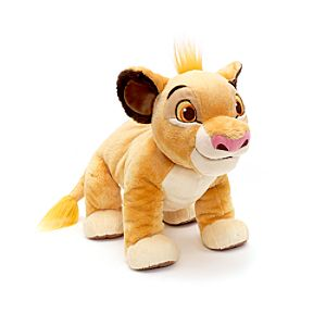 Simba 30cm Medium Soft Toy