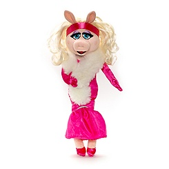 Medium Miss Piggy 46cm Soft Toy