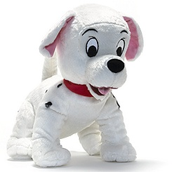 101 Dalmatians 31cm Medium Soft Toy