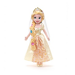 Rapunzel Wedding Soft Toy Doll