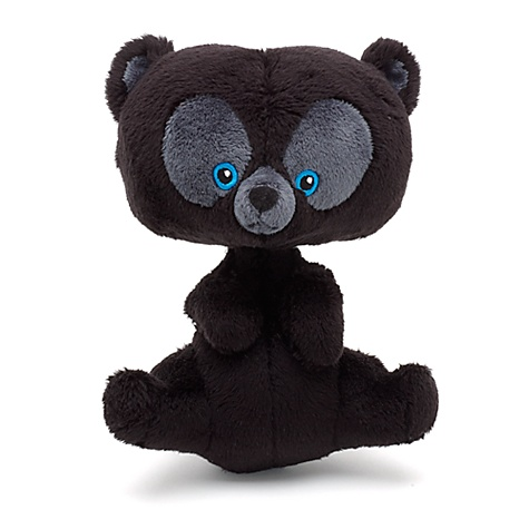 Brave Cub Bear 18cm Mini Bean Bag