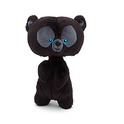Brave Cub Bear 19cm Mini Bean Bag