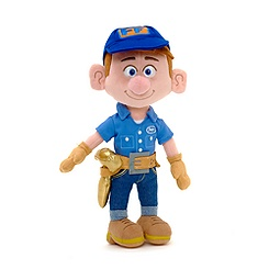 Fix-It Felix 32cm Small Soft Toy