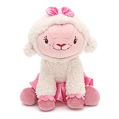 Lambie 18cm Mini Bean Bag Toy