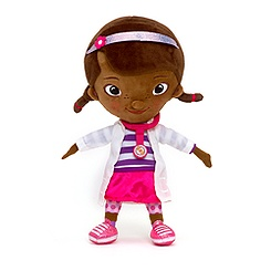 Doc McStuffins 31cm Soft Toy Doll