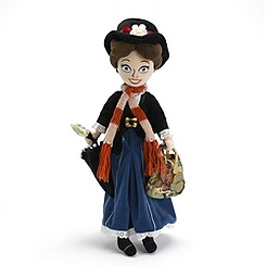 Mary Poppins 49cm Soft Toy Doll