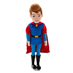 Prince Phillip 53cm Soft Toy Doll