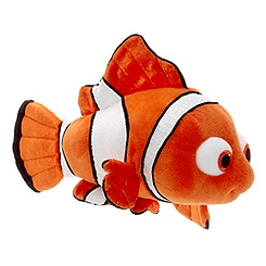 squirt finding nemo soft toy