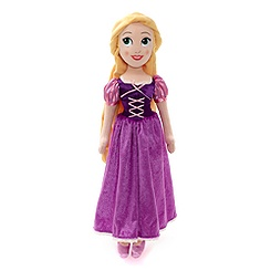 Rapunzel 49cm Soft Toy Doll