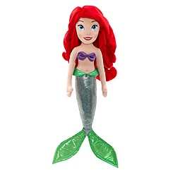 The Little Mermaid 52cm Soft Toy Doll