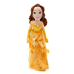 Belle 53cm Soft Toy Doll