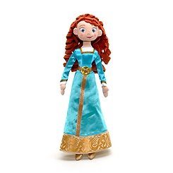 Merida Formal Soft Toy Doll
