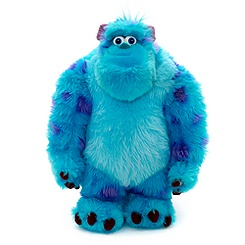 Sulley 40cm Medium Soft Toy
