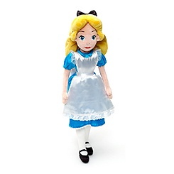 Alice in Wonderland Soft Toy Doll