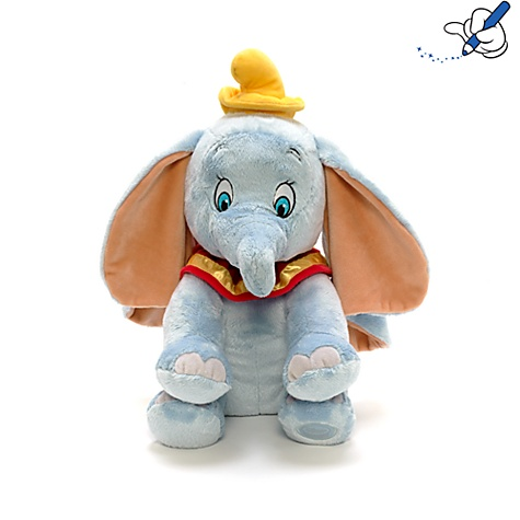Dumbo Soft Toy