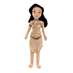 Pocahontas Soft Toy Doll - Soft Toy Gifts