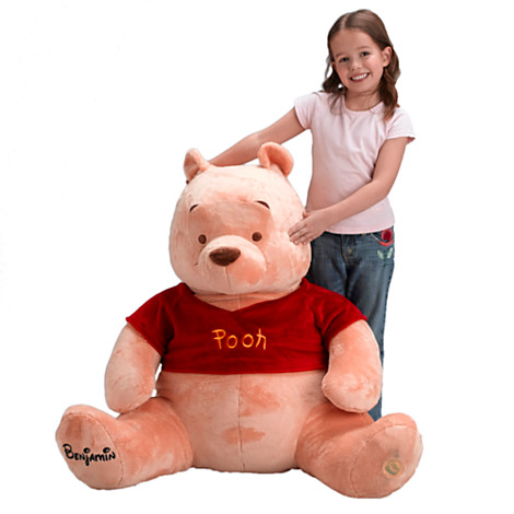 Winnie the Pooh Super Giant Soft Toy