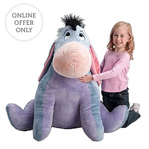 Eeyore Super Giant Soft Toy