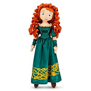 Merida Soft Toy Doll