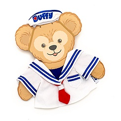 Duffy Sailor Costume For Duffy Bear 43cm Soft Toy
