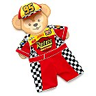 Duffy Cars Costume For Duffy Bear 43cm Soft Toy
