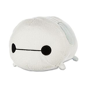 Baymax Tsum Tsum Medium Soft Toy - Soft Toy Gifts