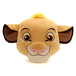 Simba Big Face Cushion