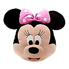 Minnie Mouse Big Face Cushion