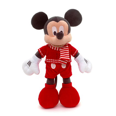 Mickey Mouse Nordic Small Soft Toy