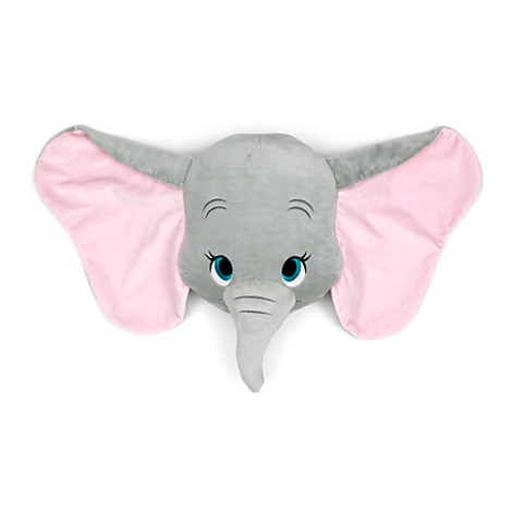 Dumbo Big Face Cushion Homeware Disney Products For