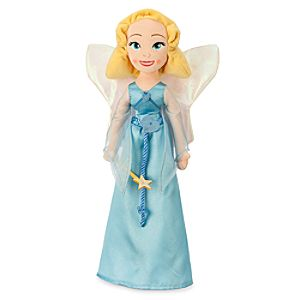 Blue Fairy From Pinocchio Soft Toy Doll - Fairy Gifts