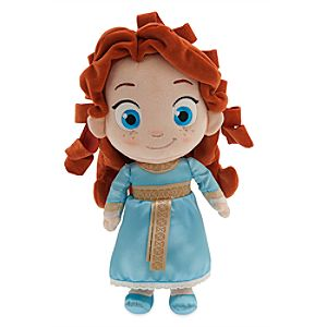 Merida Toddler Soft Toy Doll