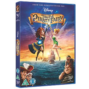 Tinker Bell and The Pirate Fairy DVD - Fairy Gifts