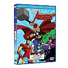 Marvel Avengers Earth's Mightiest Hero Vol 2 DVD
