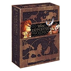 The Lion King Trilogy DVD Box Set