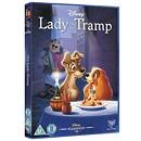 Lady & The Tramp DVD